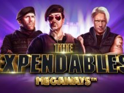 Stakelogic brengt The Expendables Megaways uit!